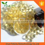 factory supply HALAL natural vitamin E softgel capsules