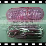 Newest Fantastic Multicolored Stainless Steel Manicure Pedicure Kits Materials For Manicure and Pedicure