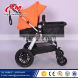 European Standard Good Quality pram baby strollers/ Cheap Wholesale folding easily baby stroller/ High Seat Baby stroller 3 in 1