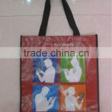 PP Non Woven bag Hand Bag Accessory Gifts Bags New design bag with webbign handle