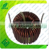 Hot Sale High Quality Variable Inductor Common Mode Choke T8*4*3 33UH 0.58 Wire Choke Coil Filter Inductor