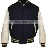 Custom Varsity Jackets with Your Own Logos, Labels, Patches, Beautifully Embroidered custom satin varsity