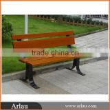 Arlau FW83 useful outdoor wooden long bench for sale