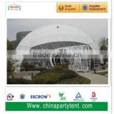 large commercial display marquee dome tent D15m marquee tent