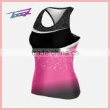design Sexy Girls Cheerleadering vest