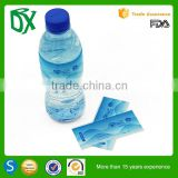PVC PET Plastic mineral water bottle printing label with logo printed import cheap goods from China