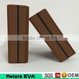 High quality Eco friendly wholesale eva foam yoga blocks / brick with custom logo
