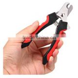 Pet Nail Clipper / File Dog Cat Bird Toenail Pruning Tool Set / Pet Nail Clippers with Rasp