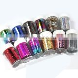 New Nail Art Transfer Foil Sticker for Nail Tips Decoration