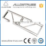 290mm Factory price blot flat aluminium ladder truss,box layer truss