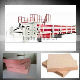 full automatic foam machinery for phenolic resin board