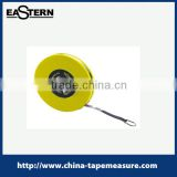 New design retracting double sided fiberglass tape
