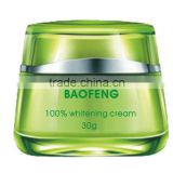 organic white cream face fresh body cream professional cosmetics factory OEM in china