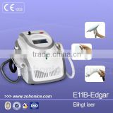 E-light ipl rf nd yag laser multifunction machine skin rejuvenation and hair removal e11b