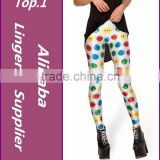 HOT Latest Galaxy Legins Pants Sexy Jeggings Jegings Superfly Womens Punk Funky Skinny 3D Print Leggings Trousers Drop Shipping