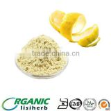 lemon peel powder/freeze dried lemon powder/lemon flavor powder