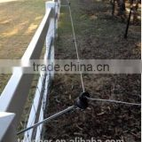 Tongher Solar Electric Fence Energiser Energizer for Animal Fencing Animal Husbandry Equipment