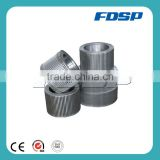 Good fatigue resistance roller shell for making bamboo dust pellet
