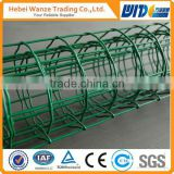 Dutch wire Mesh Fence,pvc coated welded euro fence, holland wire netting