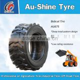 Factory Price Rubber Track Loader Mini Solid Skid Steer Tires