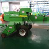 FGMSHYD hot sale factory made CE certified PTO drive Mini square hay baler with good quality