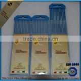 2% ceriated tungsten electrode for TIG welding
