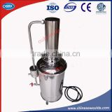Laboratory Stainless Steel Auto-control Electric Water Distiller