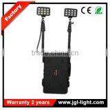 Remote Area Lighting Systems model RLS512722 high mast lighting