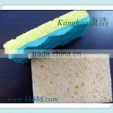 Factory directly sell heavy dirty cleaning sponge,cellulose cleaning sponge, cellulose wet sponge, house hold cleaning products