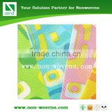 stitch bonded nonwoven african print fabric
