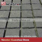 stone type dark basalt cobble stone