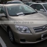 Toyota Corolla Axio Japanese used car reconditioned automobile for wholesale