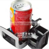 2014 creative extension-type car bottle holder / plastic car cup holders / car accessories cup holder