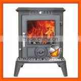 Cast Iron Type Wood Burning Fireplaces
