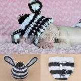 Knitted Animal Hats soft and colourful yarns Handmade baby clothing newborn crochet knit beanie hat set