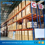 Free designed China cold rolling heavy duty pallet racking and storage systems
