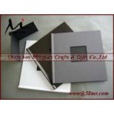 Photo Book with Clamp System