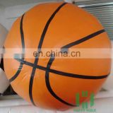 Promotional customized inflatable basketball plastic soft beach basketball inflatable basketball