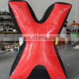 inflatable obstacle for paintball games