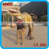 Children Amusement Park High Simulation Dinosaur Costume Realistic
