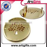 Professional belt buckle manufacturers cheap metal circle belt buckle