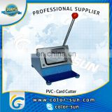 ID Badge Credit PVC Card Cutter HEAVY DUTY Paper Business Card Round Corner Die
