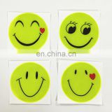 EN13356 High visibility light reflective stickers