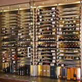 stainless steel wine partition