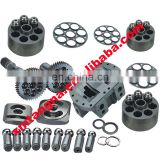 A8V172 hydraulic pump parts cylinder block valve plate piston shoe ratainer plate main shaft drive shaft center pin