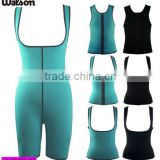 New neoprene waist cincher butt liffter women sweat sport wear bodyshaper vest in stock 5XL