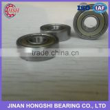 6000/6000ZZ Z series/ p6 Precision level used on electrical machine chrome steel deep groove ball bearing