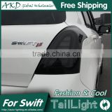 AKD Car Styling Tall Lamp for Swift DRL New Swift LED DRL 2016 Swift LED Tail Light Good Quality LED Fog lamp