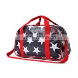 kids polyester sports gym bag kids duffel bag