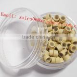 STOCK micro beads hair extension tool/micro ring hair extensions tools/silicone micro rings